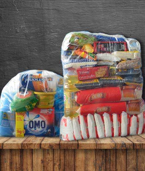 Empresa de cesta de alimentos Grajaú