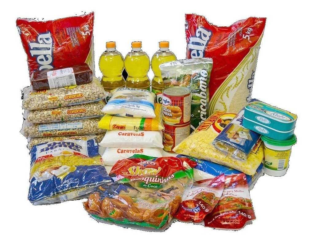 Preço de cesta básica no atacadão