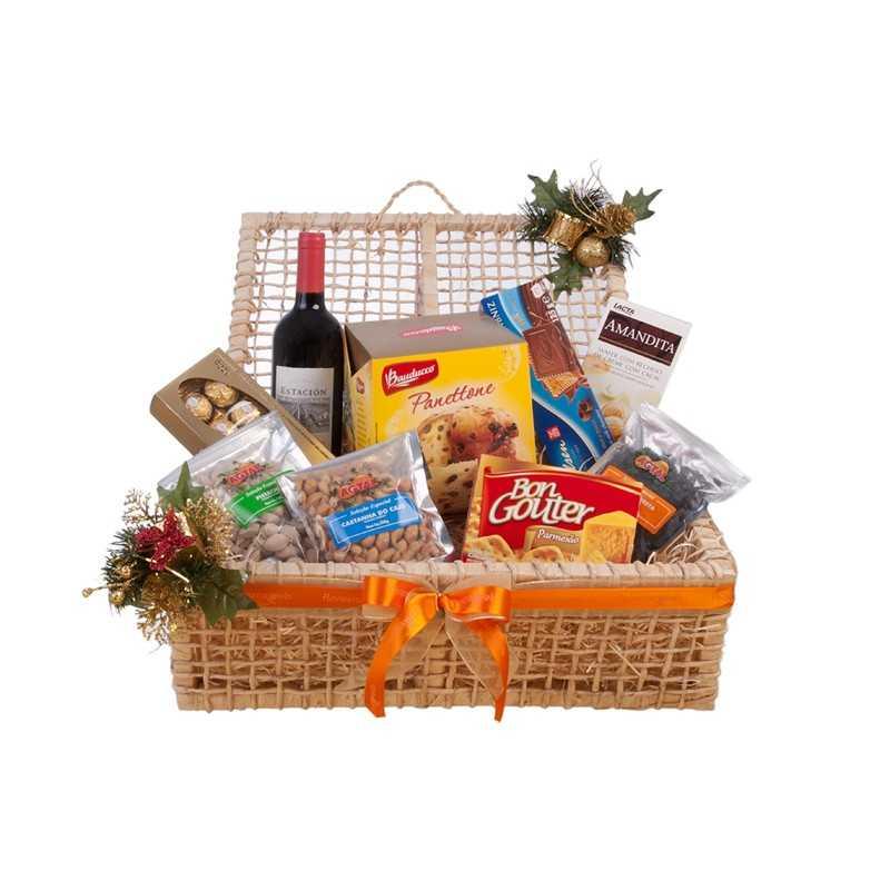 Comprar cesta de natal