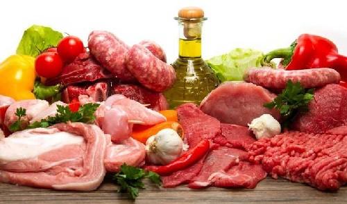 Cesta básica de carnes