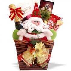 cestas natalinas personalizadas