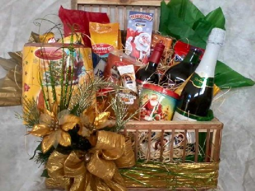 Comprar Cestas de natal para funcionários