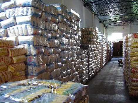 Distribuidora de cesta básica