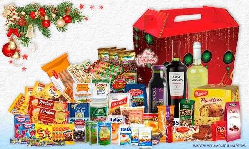 Preço de cesta de natal
