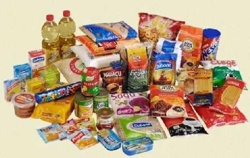 Preços de cestas básicas